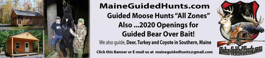 Maine Guided Hunts.com